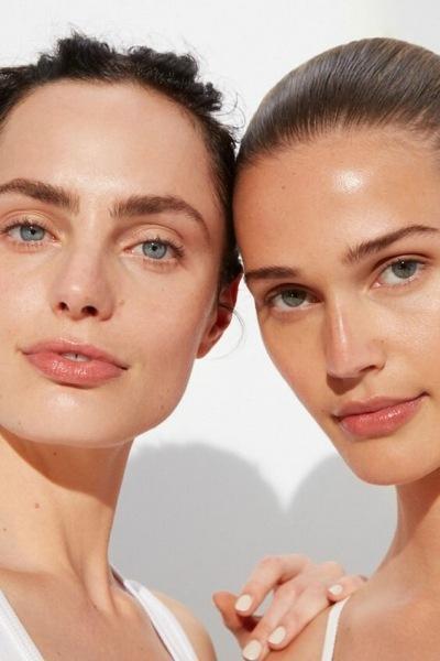 Пудра с эффектом anti-age | фотошопим кожу и стираем поры