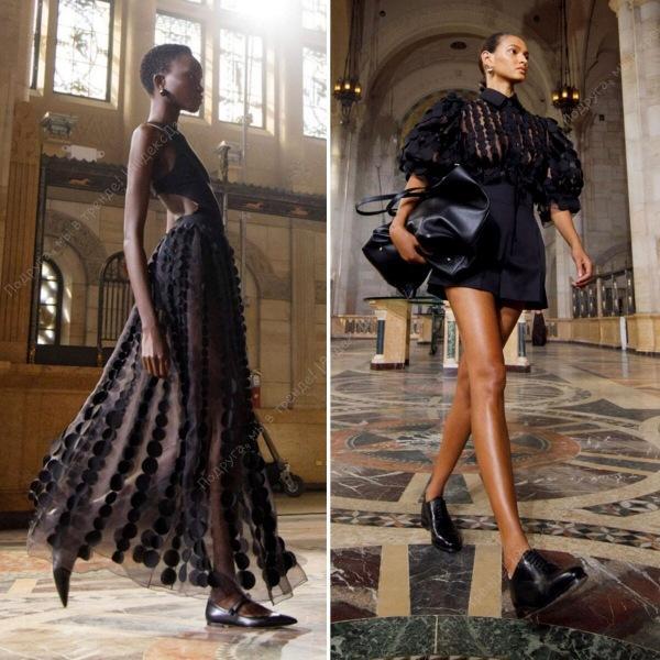 Тенденции моды весна-лето 2021 - Carolina Herrera (коллекция прет-а-порте)