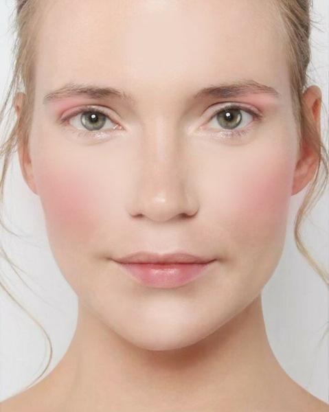 Как сделать лицо худее с помощью макияжа