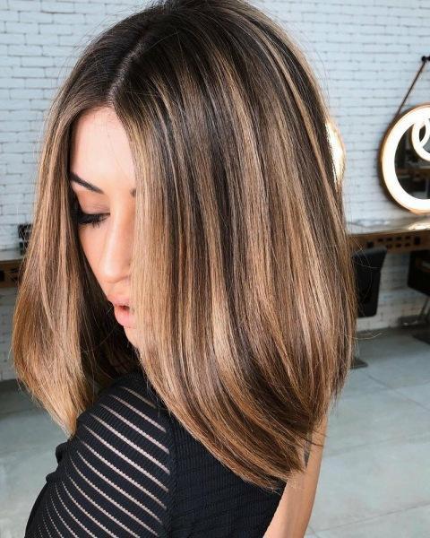 Самые популярные оттенки волос наступающей весны