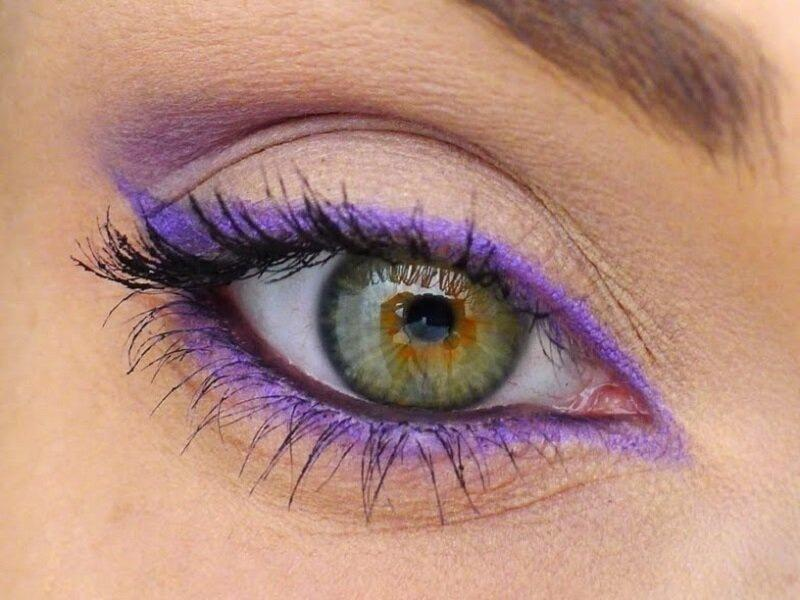 Советы и хитрости макияжа для зелёных глаз.