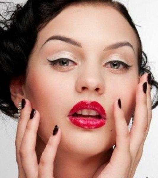 Тенденции ретромакияжа, которые будут актуальны сейчас