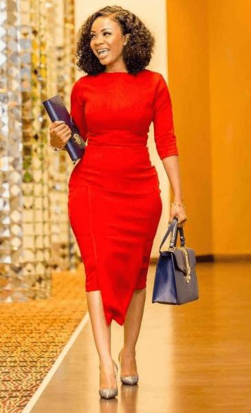 7 нарядов для полных дам, в которых они великолепно выглядят