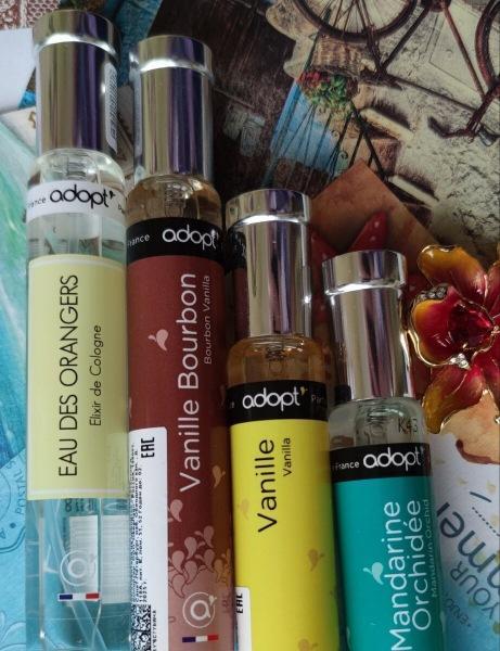 Adopt' - парфюм за 800 р. Разнообразно и, на удивление, интересно