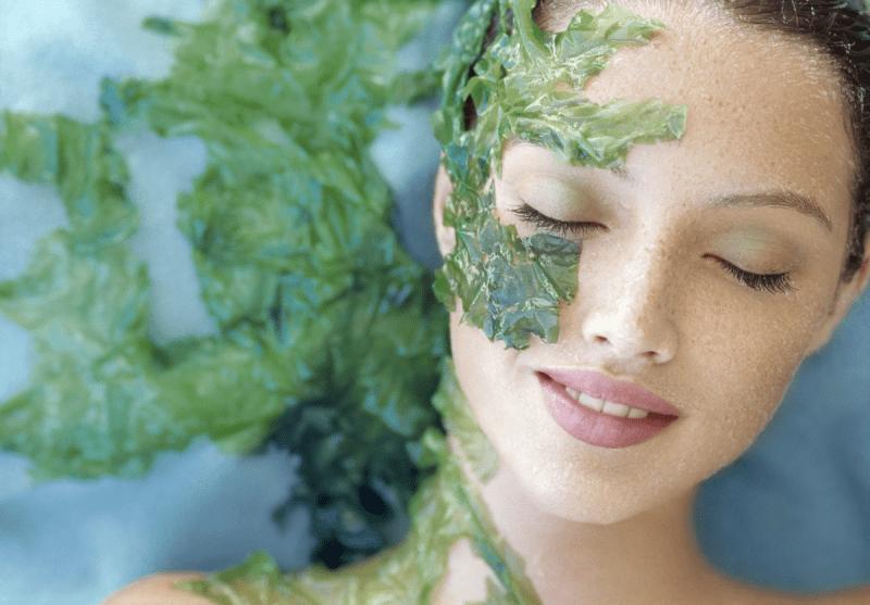 Чем полезны альгинатные маски для лица