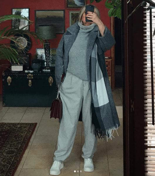 Как должна выглядеть антивозрастная дама 60+