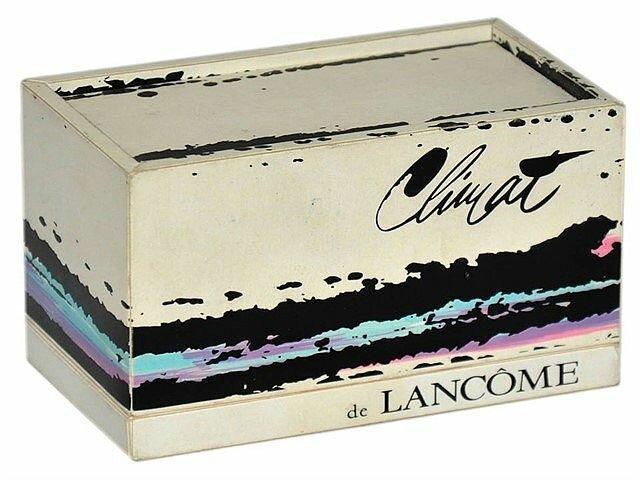 Lancome Climat - аромат 1967 года.