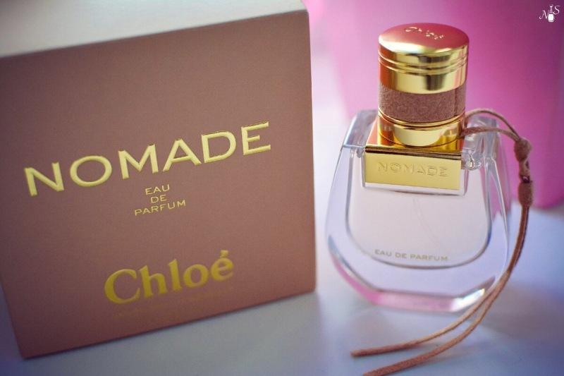 Парфюм Nomade Chloé (Личный отзыв NS)