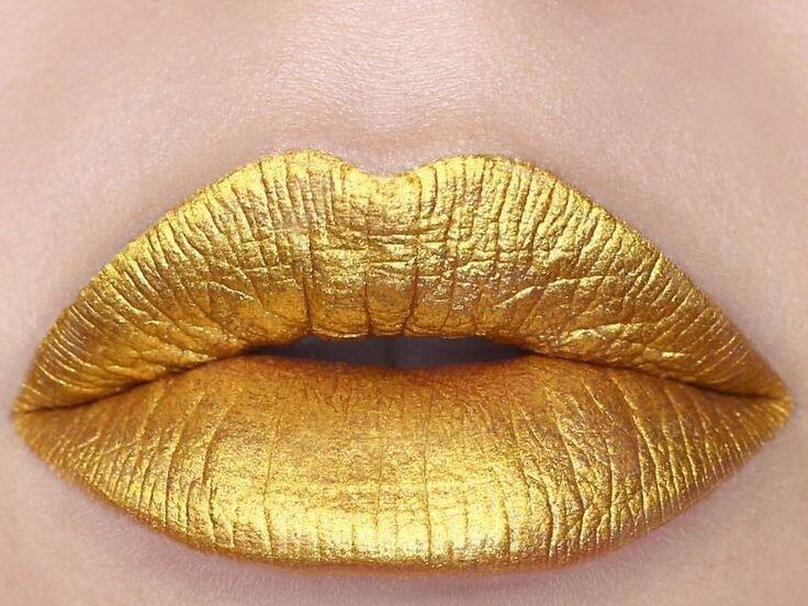 Самый необычный макияж губ. Хотели бы себе такой