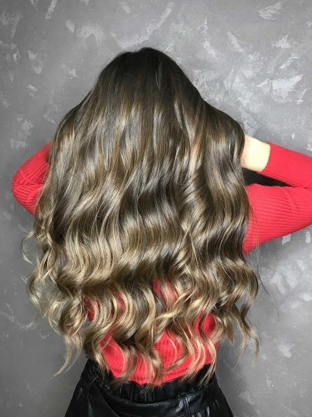 Волосы растут как на дрожжах. Эффективный спрей для роста