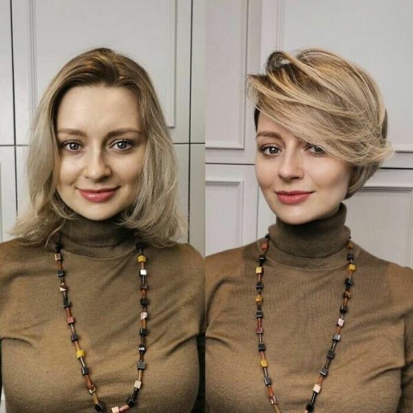 Невероятные до и после от белорусского визажиста Евгения Жука