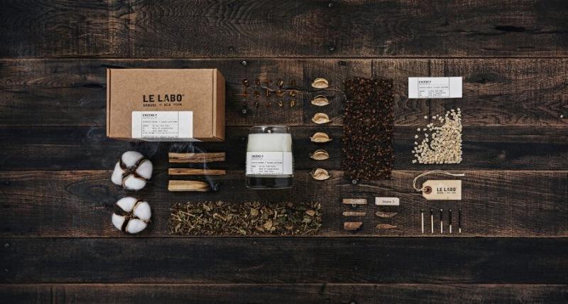 LE LABO представляет аромат ENCENS 9 в своей линейке свечей