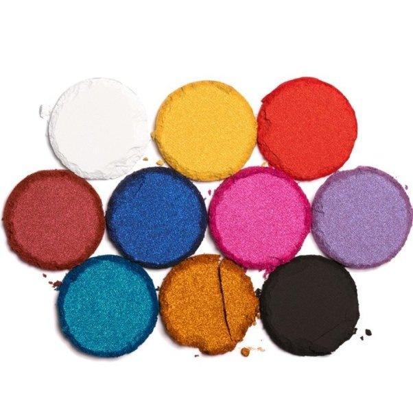42 идеи причесок с цветными прядями
