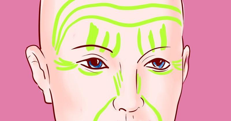 Эффект выпрямления: сотрите морщинки с лица! Массаж лица от остеопата Александра Смирнова.