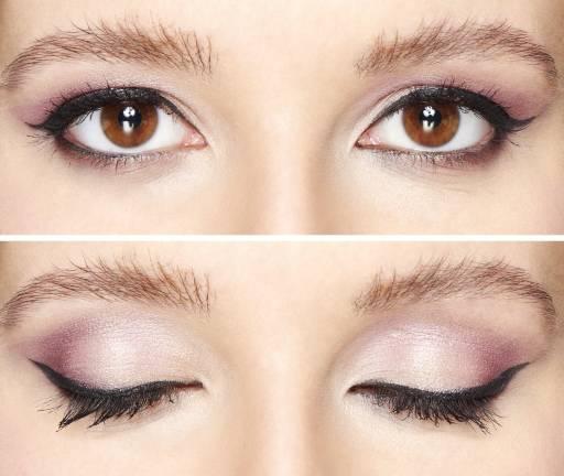 Как нанести вечерний макияж? 3 идеи для разных оттенков глаз