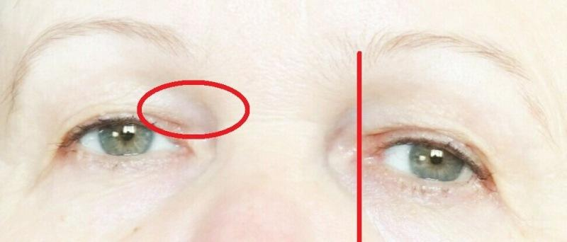 Переучиваемся после 50: ошибка макияжа, которую допускают многие, делая глаза одутловатыми + как просто исправить