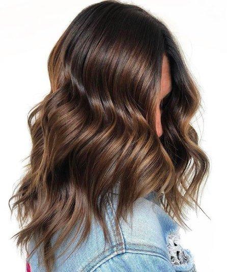 Бьюти-тренд: цвет волос мокко