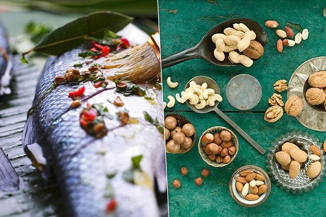 Еда отморщин: продукты, которые могут заменить кремы иинъекции