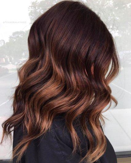 Карамельный цвет волос: все об окрашивании
