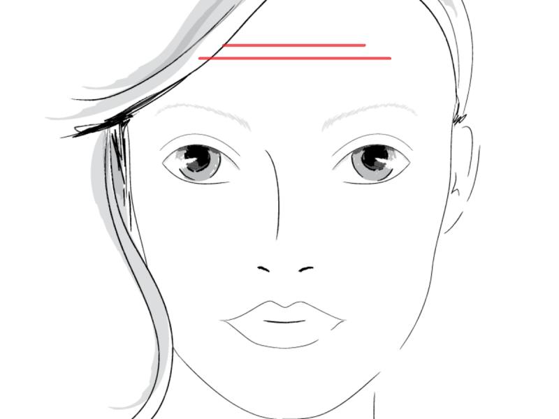 Морщины на лице расскажут о человеке