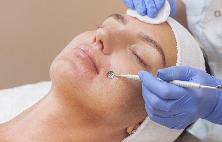 Новая методика глубокой чистки лица – галивация. Омоложение, глубокое очищение, или воспаленная кожа