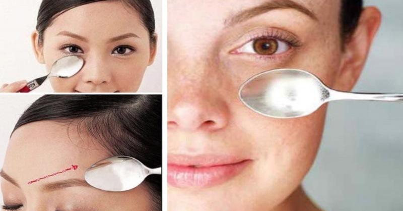 Разглаживаем морщинки на лице с помощью массажа