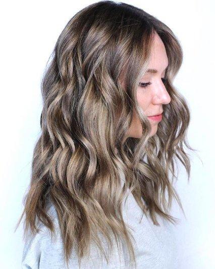 Русый цвет волос: секреты окрашивания
