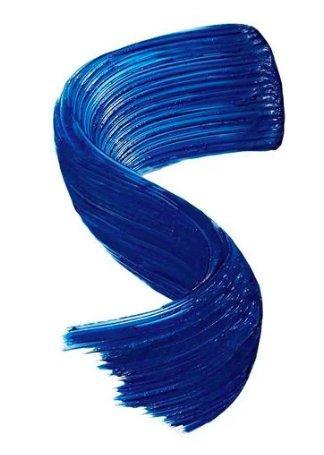 Синяя тушь для ресниц: как ее использовать в макияже?