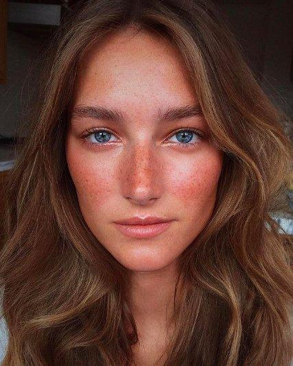 Стиль Beach girl: макияж, маникюр, прически