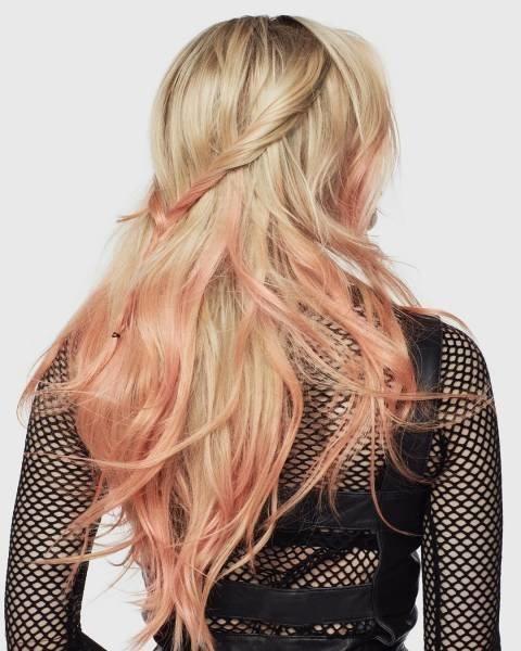 В конце концов: как покрасить кончики волос в домашних условиях?