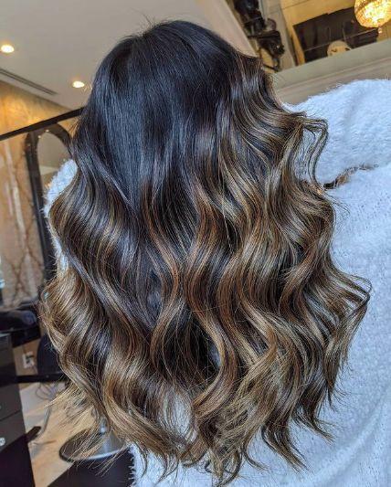 Идеи модного окрашивания волос — 2021-2022