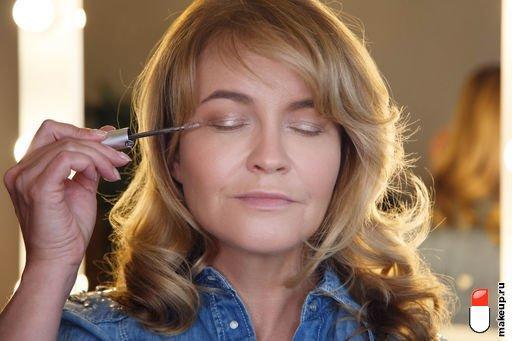 Макияж для женщин старше 50 лет: пошаговая инструкция