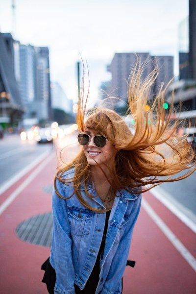 Медный цвет волос: стать хозяйкой той самой горы