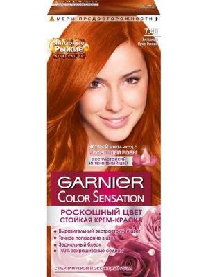 Рыжий цвет волос: идеи окрашивания