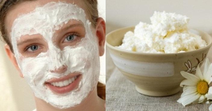 Творог — продукт № 1 для красоты вашей кожи.